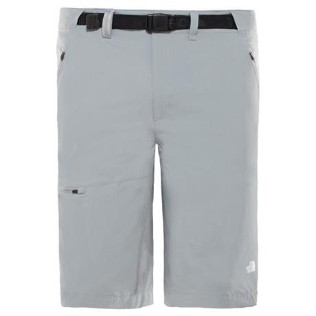 North Face Shorts Men's Speedlight Mid Grey
