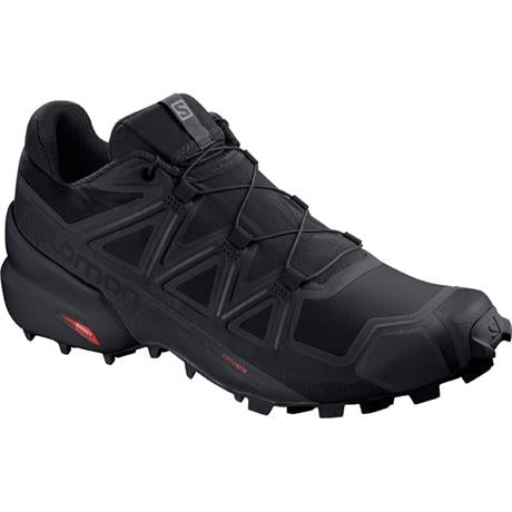 Salomon Shoes Men's Speedcross 5 Black/Phantom