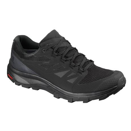Salomon Shoes Men's OUTline GTX Black/Phantom/Magnet