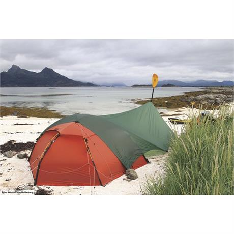 Hilleberg Tarp 20 XP - Brown