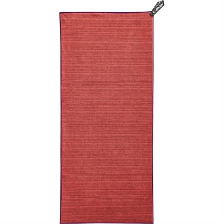 PackTowl Luxe Towel BODY XL Vivid Coral