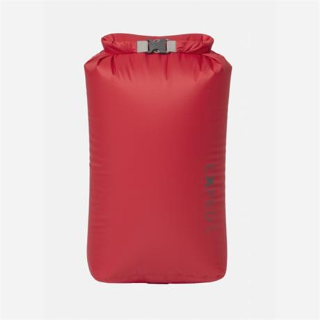 Exped WATERPROOF Fold Dry Bag BS MEDIUM 8L Red