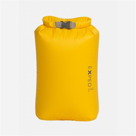 Exped WATERPROOF Fold Dry Bag BS SMALL 5L Yellow
