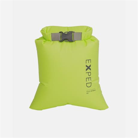 Exped WATERPROOF Fold Dry Bag BS XX-SMALL 1L Lime