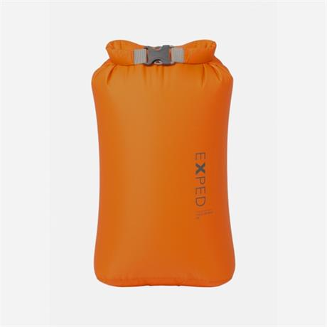 Exped WATERPROOF Fold Dry Bag BS EXTRA SMALL 3L Orange