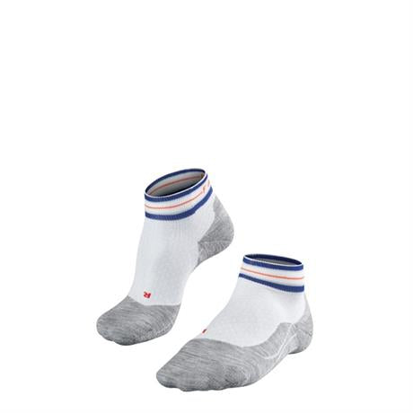 Falke RUNNING Socks Women's RU4 Short Dots White