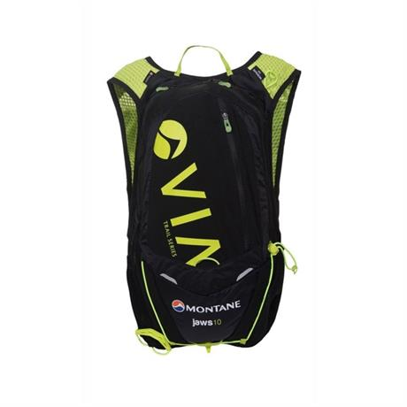 Montane Pack Via Jaws 10 Rucksack Black/Laser Green