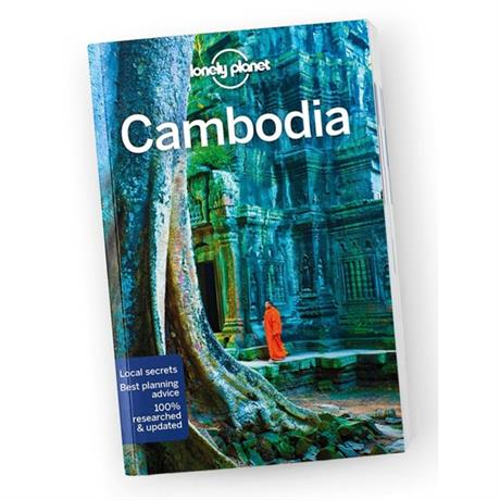 Lonely Planet Travel Guide Book: Cambodia (11th Edition)