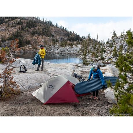 Therm-a-Rest Camping Mat NeoAir UberLite SHORT Orion
