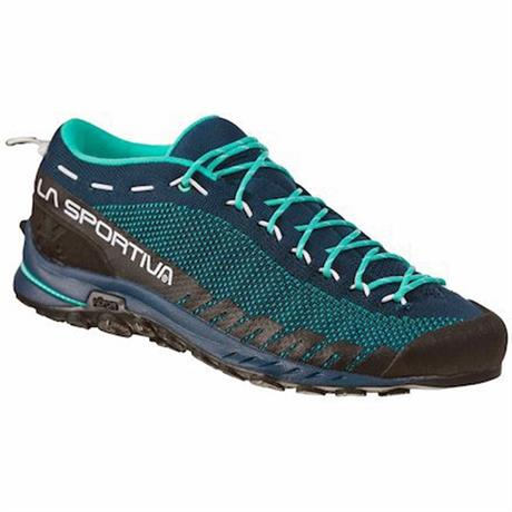 La Sportiva Approach Shoes Women's TX2 Opal/Aqua