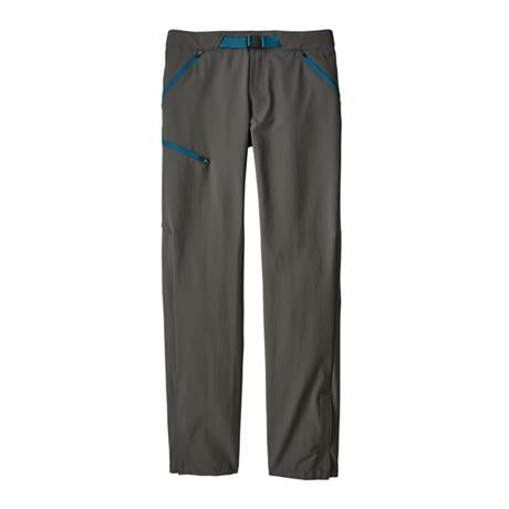 Patagonia Pants Men's Causey Pike REGULAR Leg Trousers Forge Grey