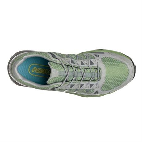 Asolo Shoes Women's Grid GV ML Hedge Green