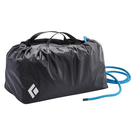 Black Diamond Rope Bag Burrito Full Rope Black