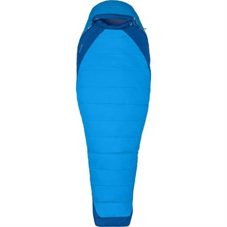 Marmot Sleeping Bag Trestles Elite Eco 15 REGULAR Clear Blue/Classic Blue