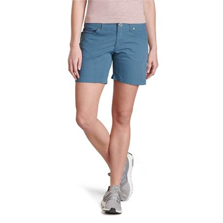 "Kuhl Shorts Women's Splash 5.5"" Inseam Deep Harbour"