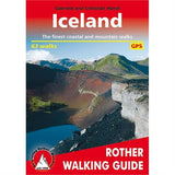 Rother Walking Guide Book: Iceland