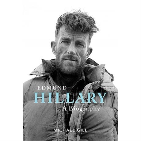 Book: Edmund Hillary A Biography