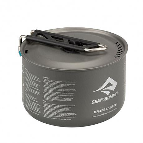 Sea to Summit Cookware: Alpha Pot 2.7 Litre