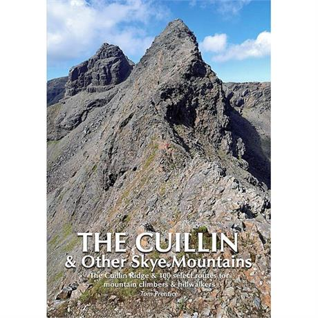 Climbing & Walking Guide Book: The Cuillin & Other Skye Mountains