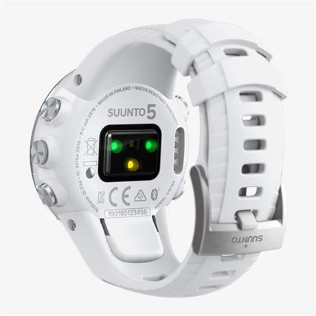 Suunto GPS Watch 5 White