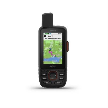 Garmin GPS MAP 66i (unit + TopoActive Europe mapping)