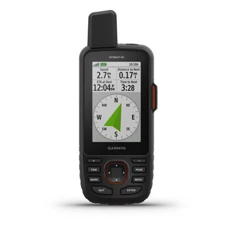 Garmin GPS MAP 66i with Topo GB PRO 1:50K OS Bundle