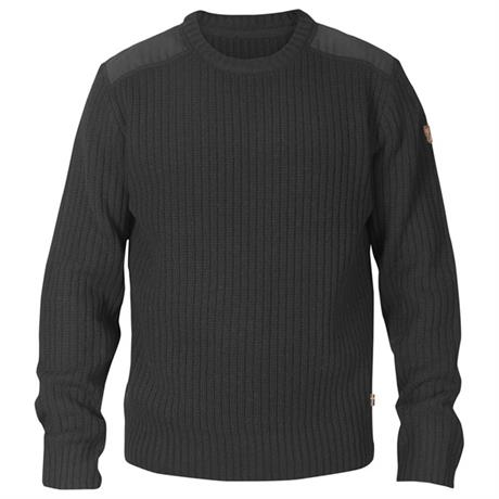 Fjallraven Top Men's Singi Knit Sweater Dark Grey