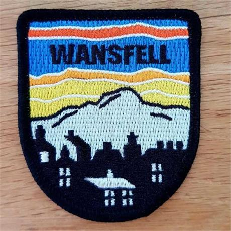 Conquer Lake District Patch - Wansfell