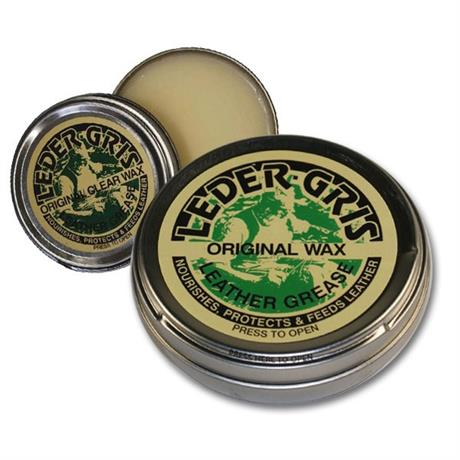 Altberg Boot Care: Leder Gris CLEAR Wax 40g