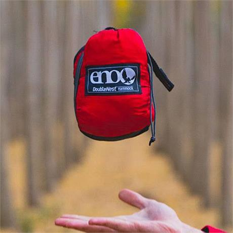 ENO Hammock DoubleNest Sunshine Orange/Red/Yellow