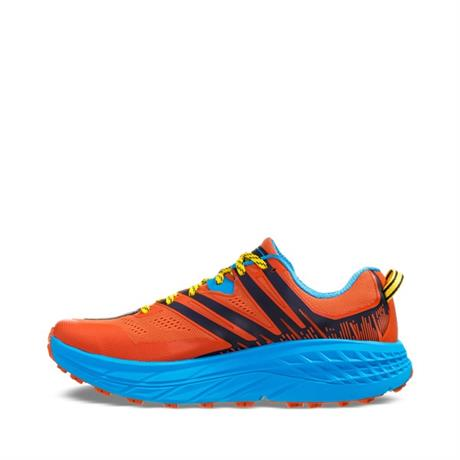 Hoka Running Shoes Men's Speedgoat 3 Nasturtium/Spicy Orange