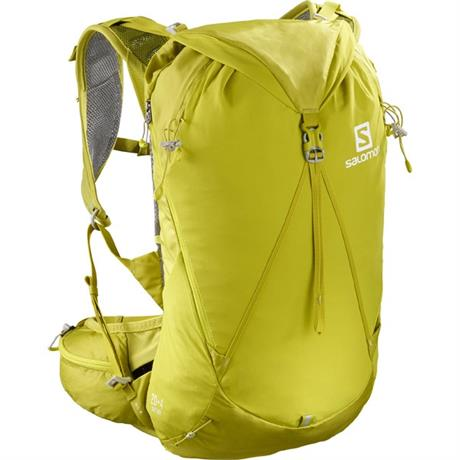 Salomon Pack Out Day 20+4 Rucksack Citronelle/Sulphur Springs