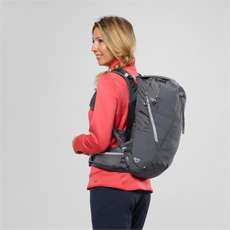 Salomon Pack Women's Out Day 20+4 Rucksack Lilac Grey