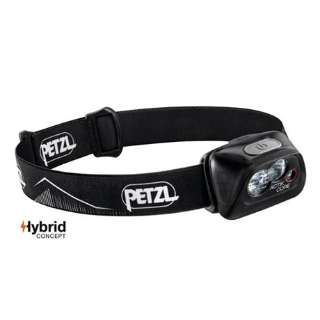 Petzl Headtorch Actik Core - Black