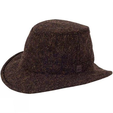 Tilley Hat Harris Tweed Classic Winter Hat Multi