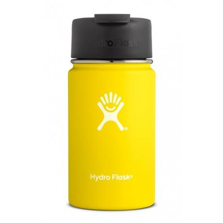 Hydro Flask COFFEE Flask 12 oz / 0.35 L Wide Mouth Lemon