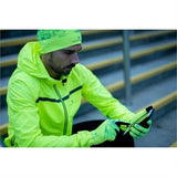 Ronhill Jacket Men's Momentum Afterlight Fluo Yellow