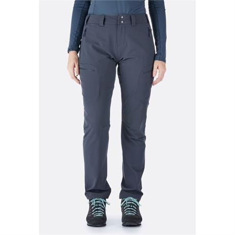 Rab Pants Women's Sawtooth LONG Leg Trousers Beluga