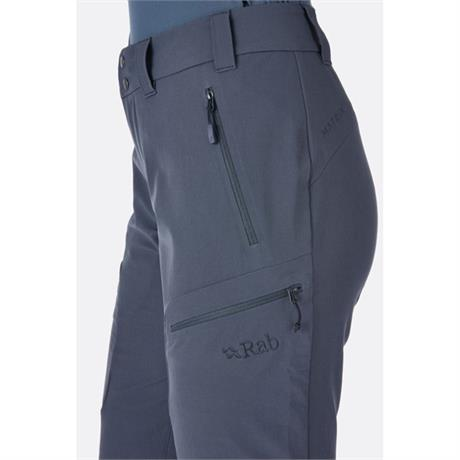 Rab Pants Women's Sawtooth REGULAR Leg Trousers Beluga