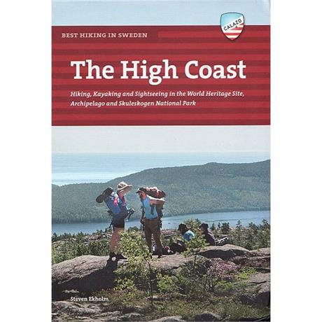Walking Guide Book: Best hiking in Sweden: The High Coast