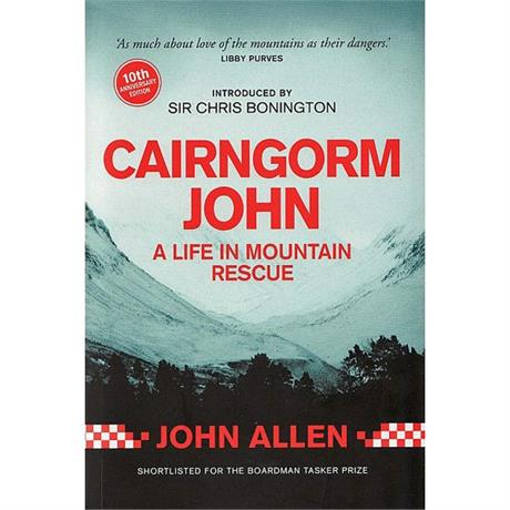 Cairngorm John - A Life in Mountain Rescue