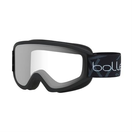 Bolle Ski Goggles Freeze Matte Black/Clear Cat 0