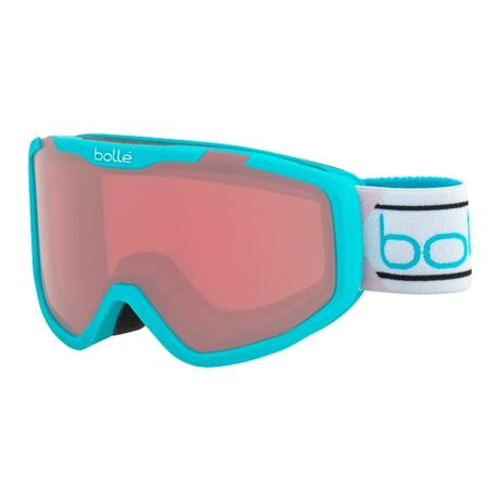 Bolle Ski Goggles Rocket Junior One Size Matt Blue Apache/Vermillon Cat 2
