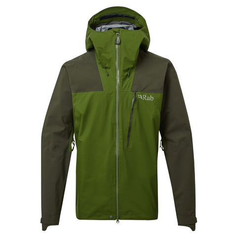 Rab WATERPROOF Jacket Men's Ladakh GTX Army
