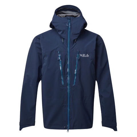 Rab WATERPROOF Jacket Men's Latok GTX Deep Ink