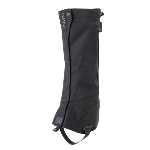 Rab WATERPROOF Gaiters Men's Latok Alpine Black
