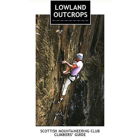 SMC Climbing Guide Book: Lowland Outcrops