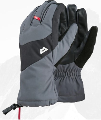 Men's Mountain Equipment Guide Glove - Black