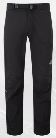 Men's Mountain Equipment Ibex Pant Short Leg - Black