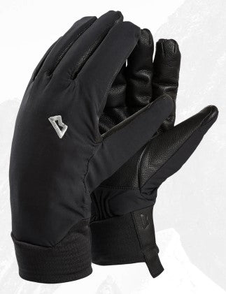 Men's Mountain Equipment Tour Glove - Black